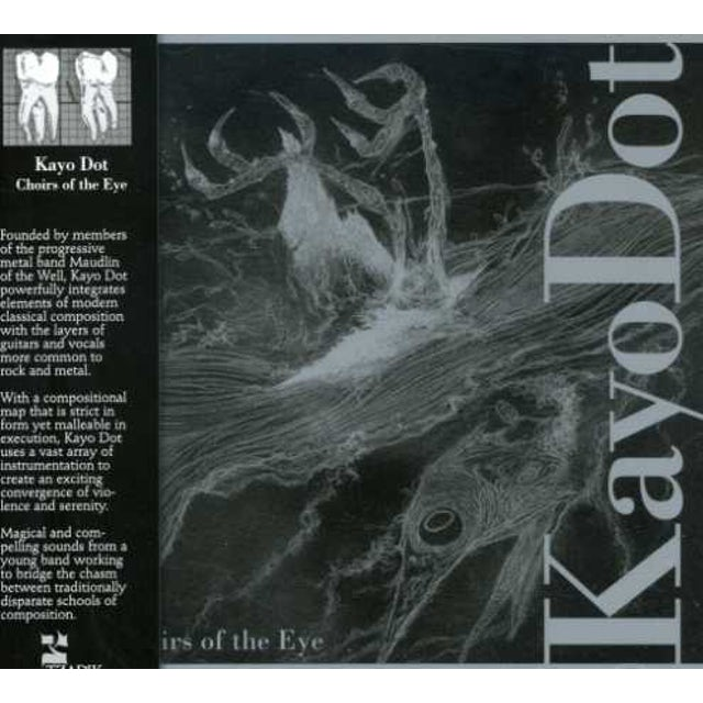 Kayo Dot CHOIRS OF THE EYE CD