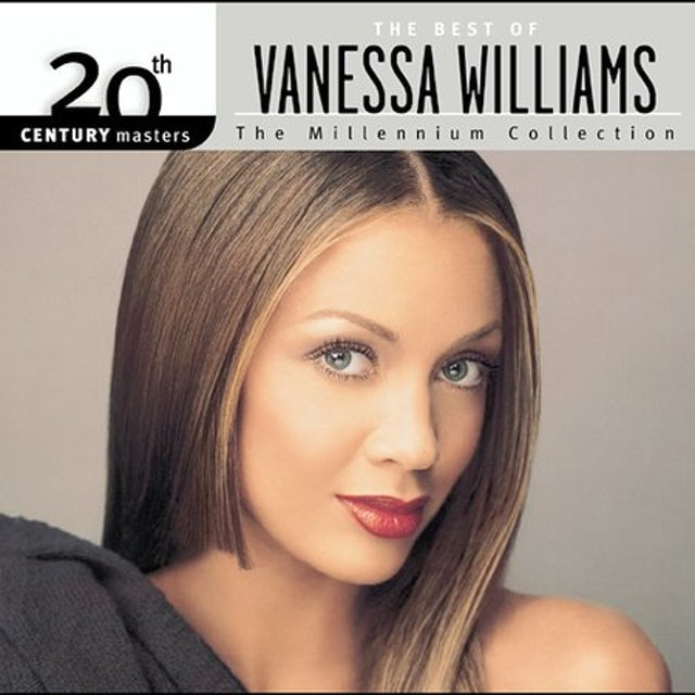 Vanessa Williams 20TH CENTURY MASTERS: MILLENNIUM COLLECTION CD