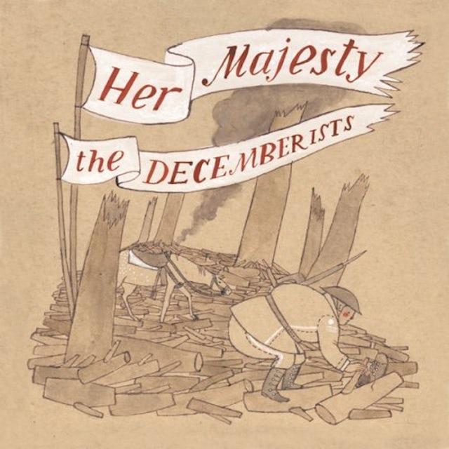 HER MAJESTY THE DECEMBERISTS Vinyl Record