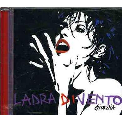 Giorgia LADRA DI VENTO CD