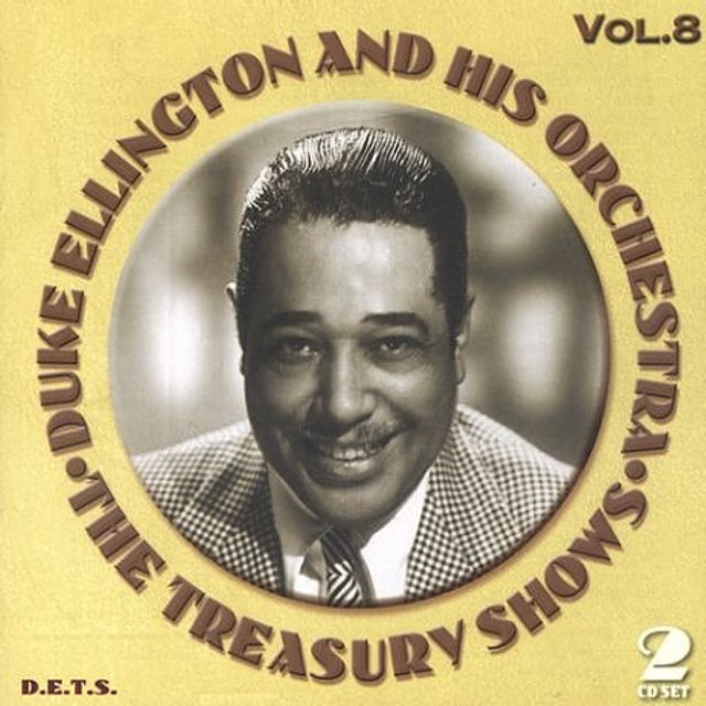 Duke Ellington TREASURY SHOWS 8 CD