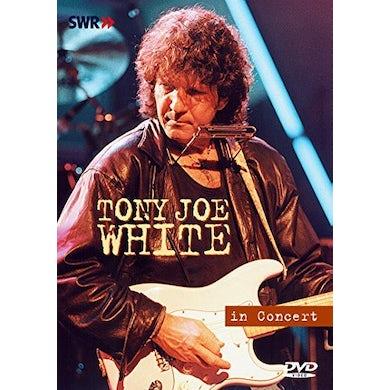 Tony Joe White IN CONCERT: OHNE FILTER DVD