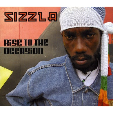 Sizzla RISE TO THE OCCASION CD