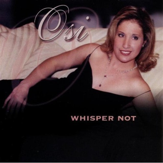Osi WHISPER NOT CD