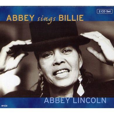 Abbey Lincoln ABBEY SINGS BILLIE CD