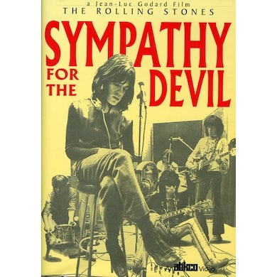 The Rolling Stones SYMPATHY FOR THE DEVIL DVD