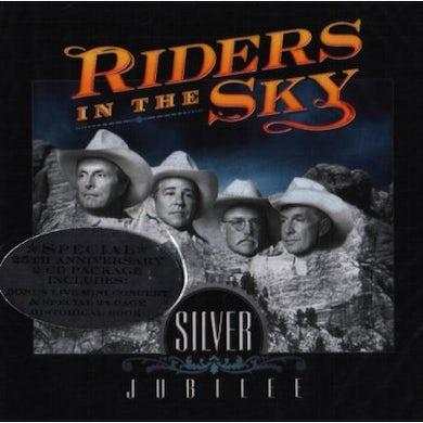 Riders In the Sky SILVER JUBILEE CD