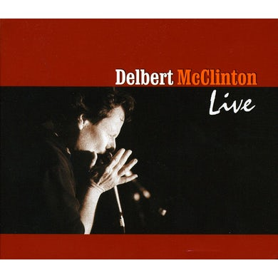 Delbert Mcclinton LIVE CD