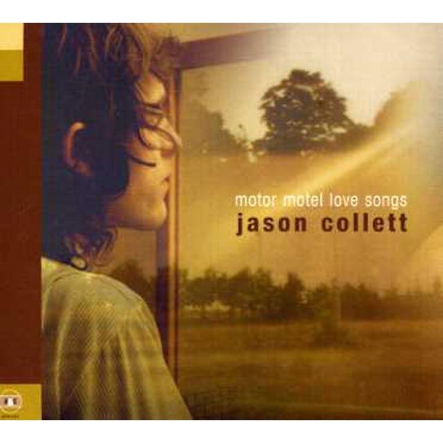 Jason Collett MOTOR MOTEL LOVE SONGS CD