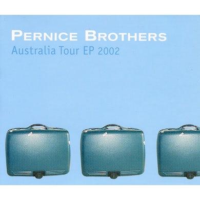 Pernice Brothers AUSTRALIA TOUR EP 2002 CD