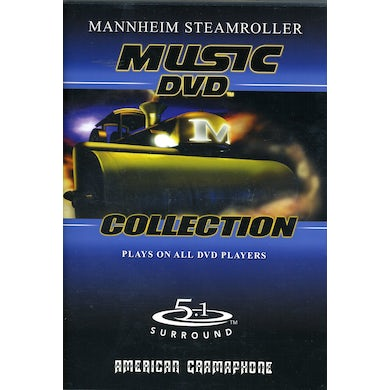 MUSIC DVD COLLECTION DVD