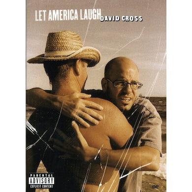 David Cross LET AMERICA LAUGH DVD