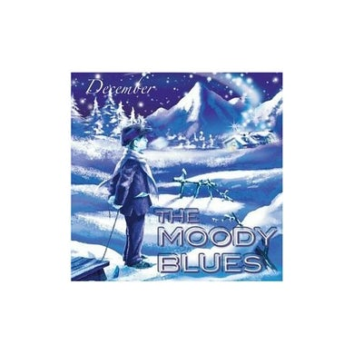 The Moody Blues DECEMBER CD