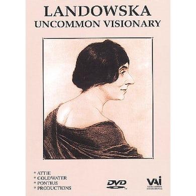 Wanda Landowska UNCOMMON VISIONARY DVD