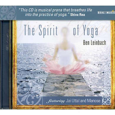 Ben Leinbach SPIRIT OF YOGA CD