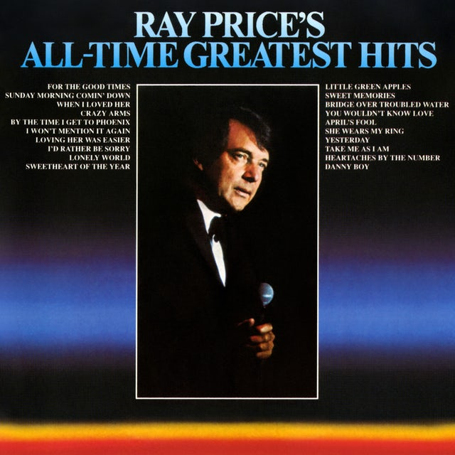 Ray Price ALL AMERICAN COUNTRY CD