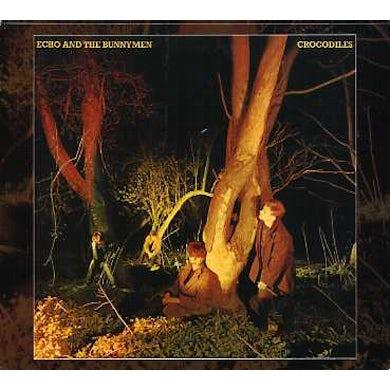 Echo & the Bunnymen CROCODILES CD