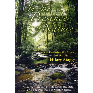Hilary Stagg IN THE PRESENCE OF NATURE DVD