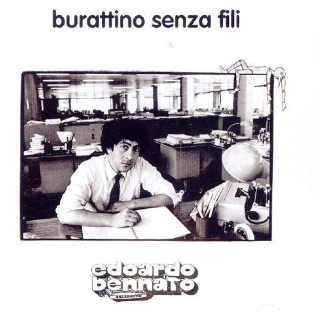 Edoardo Bennato BURATTINO SENZA FILI CD