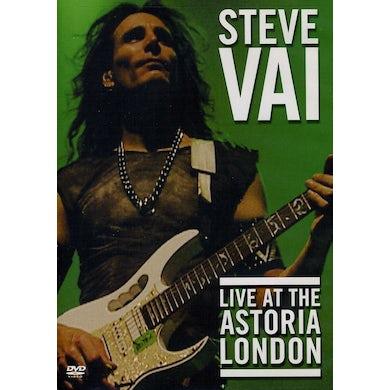 Steve Vai LIVE IN ASTORIA LONDON DVD