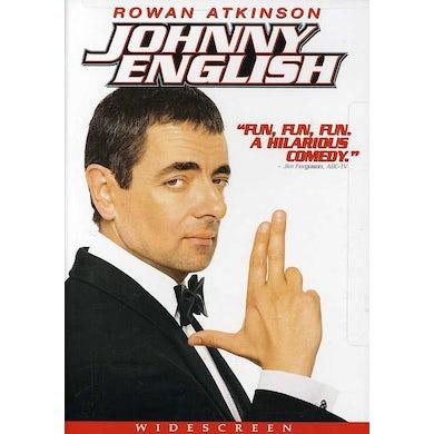 JOHNNY ENGLISH DVD