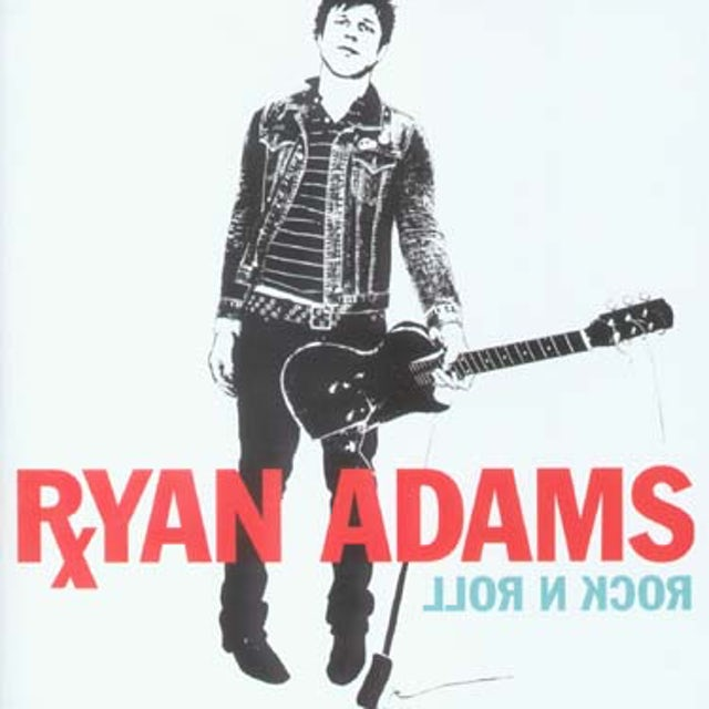Ryan Adams ROCK N ROLL CD