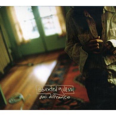 Ani Difranco EDUCATED GUESS CD