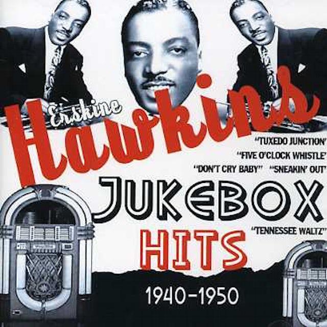 Erskine Hawkins JUKEBOX HITS CD