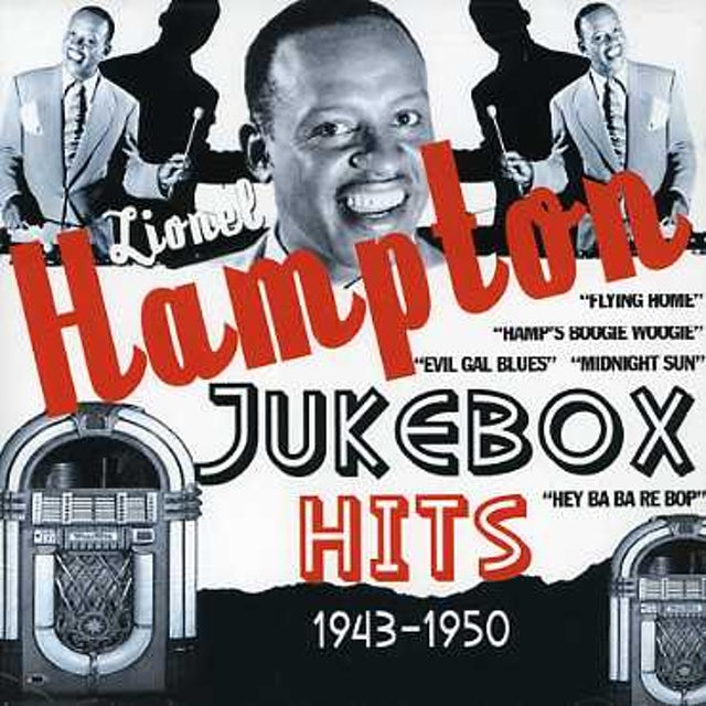 Lionel Hampton JUKEBOX HITS CD