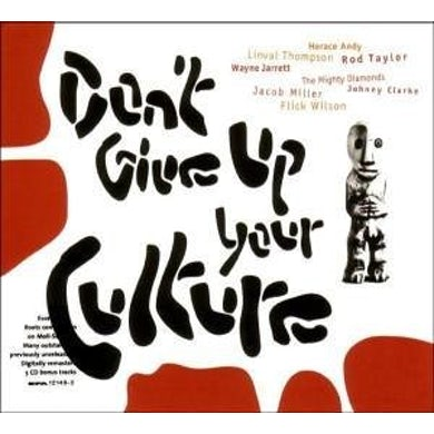 Don'T Give Up Your Culture / Various Vinyl Record
