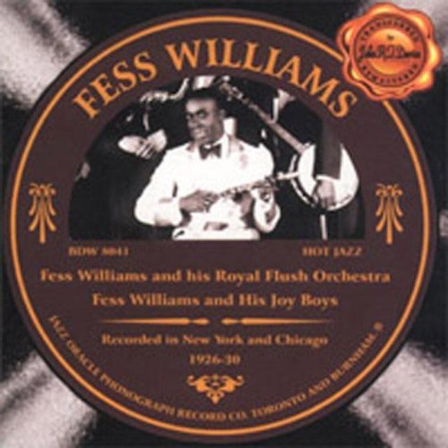 Fess Williams
