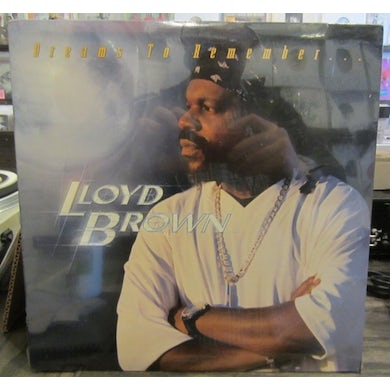 Lloyd Brown DREAMS TO REMEMBER Vinyl Record