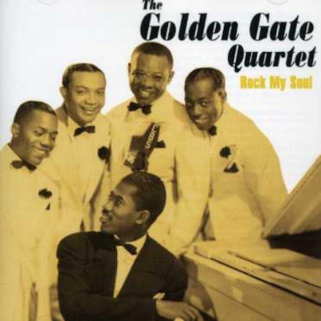 Golden Gate Quartet ROCK MY SOUL CD