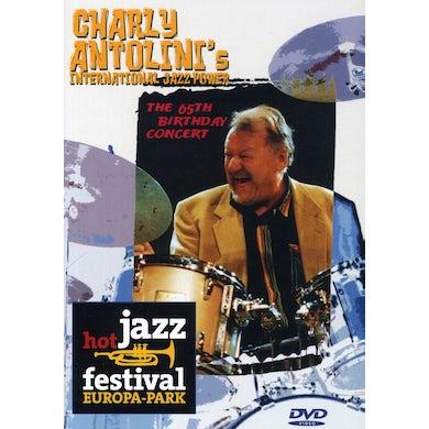 Charly Antolini JAZZ POWER: HOT JAZZ FESTIVAL DVD