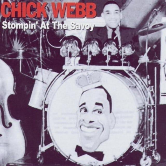 Chick Webb STOMPIN AT THE SAVOY CD