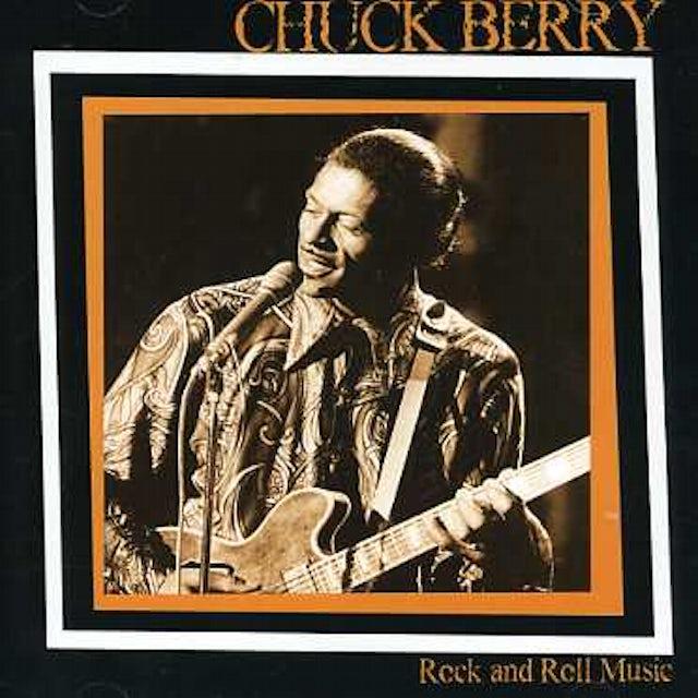 Chuck Berry LIVE CD