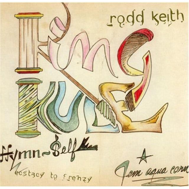 Rodd Keith ECSTASY TO FRENZY CD
