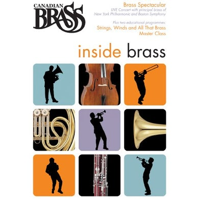 INSIDE BRASS DVD