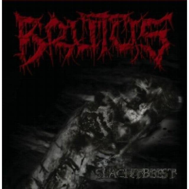 Brutus SLACHTBEEST CD