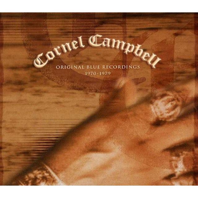 Cornell Campbell ORIGINAL BLUE RECORDINGS 1970-1979 Vinyl Record