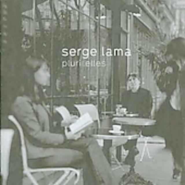 Serge Lama PLURI ELLES CD