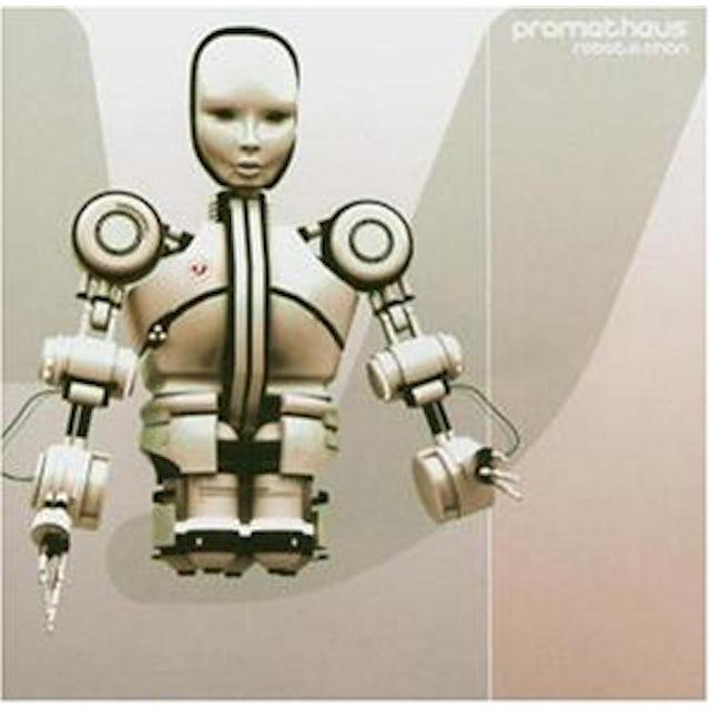 Prometheus ROBOT-O-CHAN CD