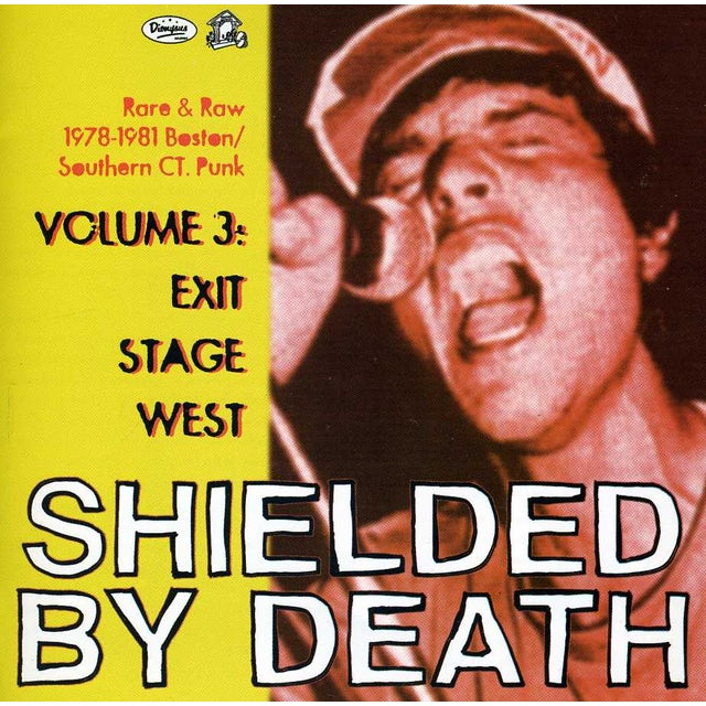 Shielded By Death 3: Exit Stage West / Various CD