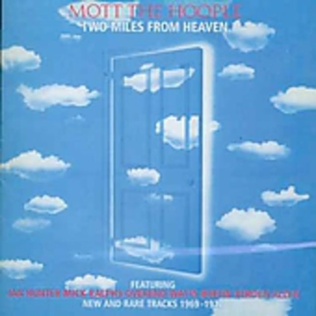 Mott The Hoople TWO MILES FROM LIVE HEAVEN CD