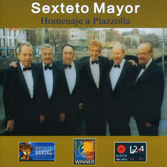 Sexteto Mayor HOMENAJE A PIAZZOLLA CD