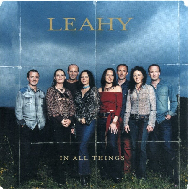 Leahy IN ALL THINGS CD