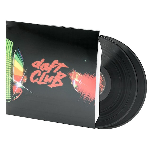 Daft Punk DAFT CLUB Vinyl Record