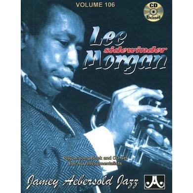 Jamey Aebersold LEE MORGAN: SIDEWINDER CD