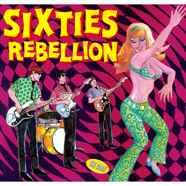 Sixties Rebellion 2: The Barn / Various Vinyl Record