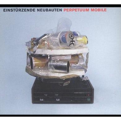 Einstürzende Neubauten PERPETUUM MOBILE CD